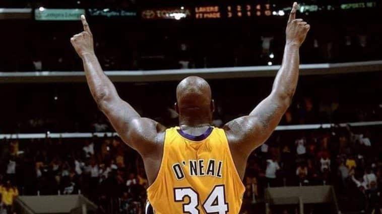 Shaquille O' Neal: dall'NBA alla musica