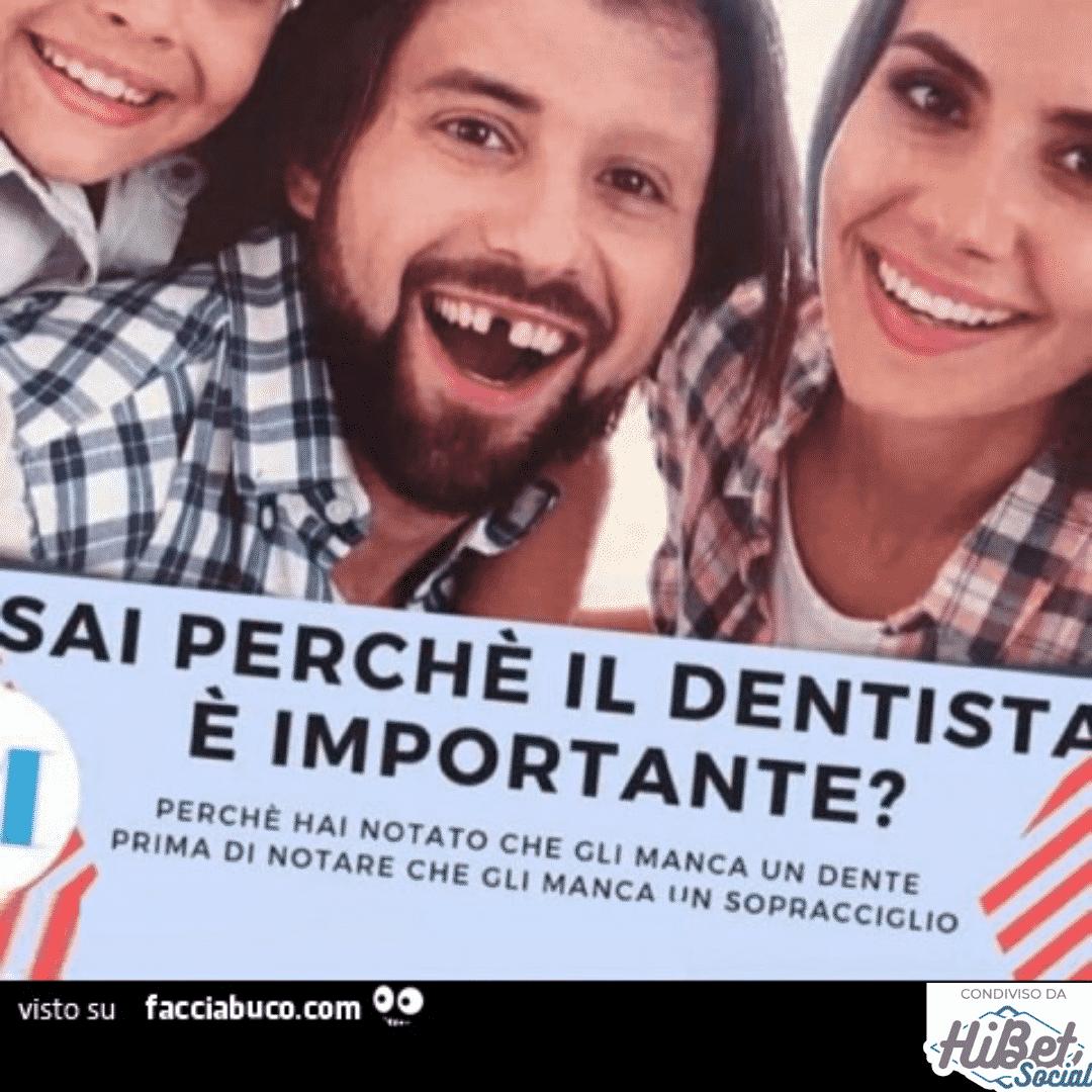 perché andare dal dentista è importante-meme