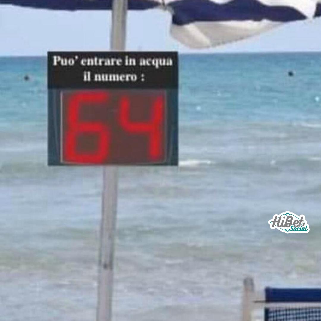 stagione estiva spiaggia
