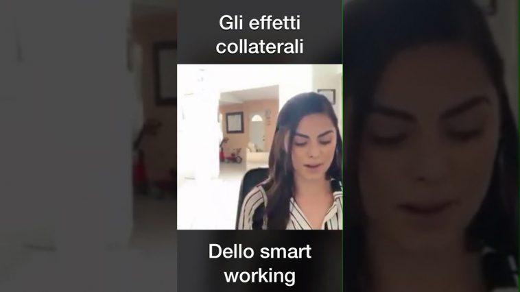 smart working in quarantena