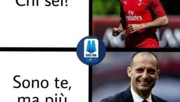 Bonaventura vs Allegri