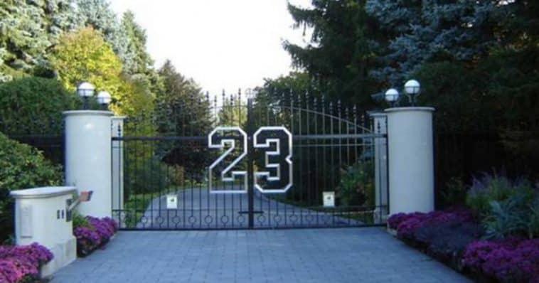 Casa di Michael Jordan in vendita