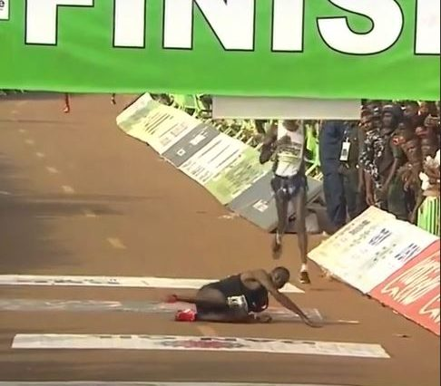 emozionante maratona
