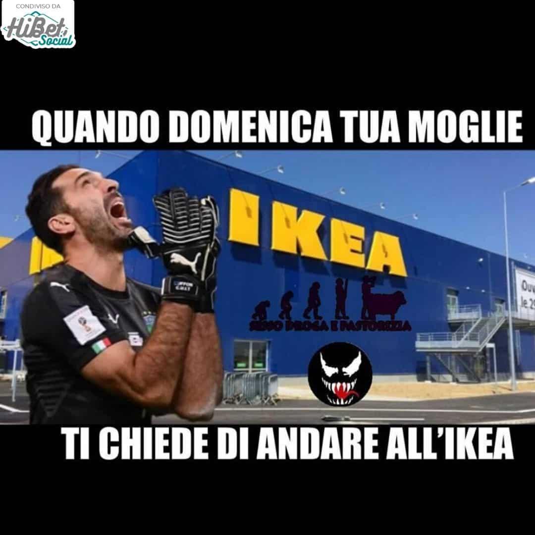 andare all'Ikea