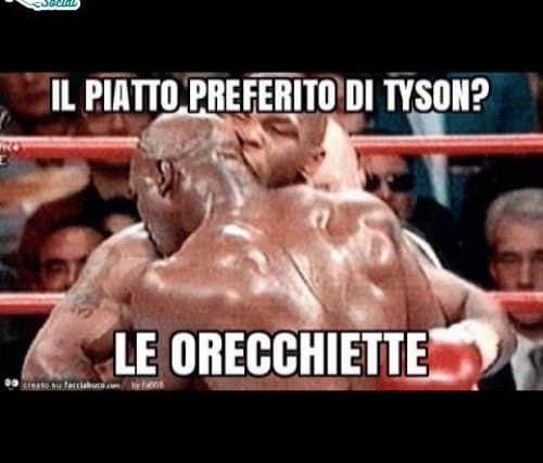 Tyson-orecchie