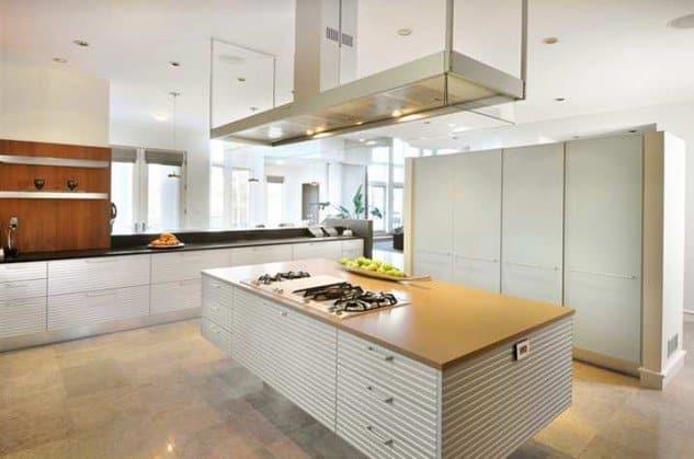 cucina della casa di Michael Jordan