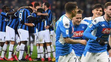 Coppa Italia, Napoli-Inter