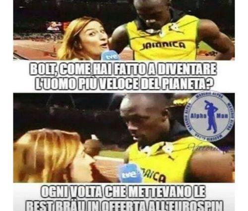 il segreto di Bolt