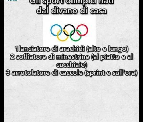 nuovi sport olimpici
