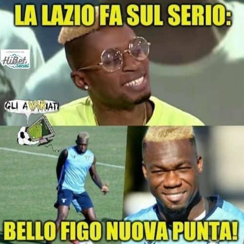 Caicedo alla Lazio
