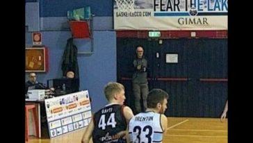 Scontri epici nel basket