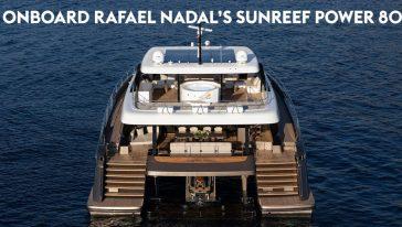 Lo yacht di Nadal