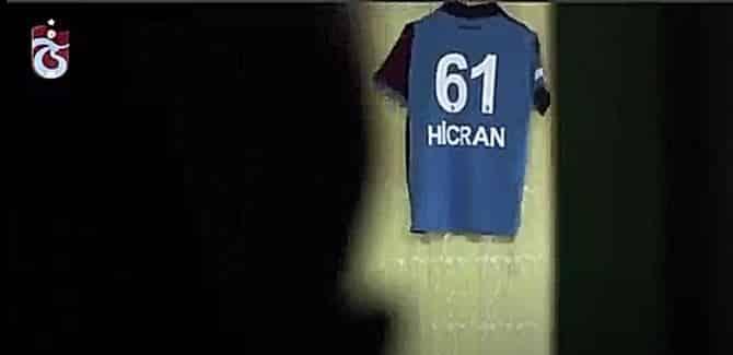 spot maglia del Trabzonspor
