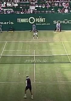 dal tennis al calcio