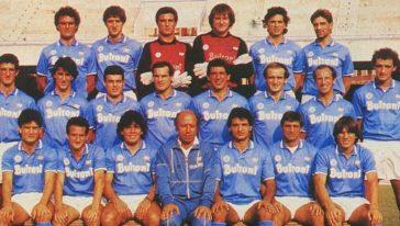 Ex giocatore del Napoli Puzone
