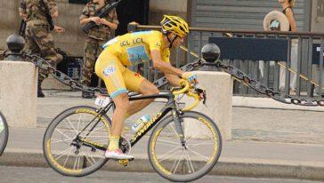 Nibali tour de france 2014