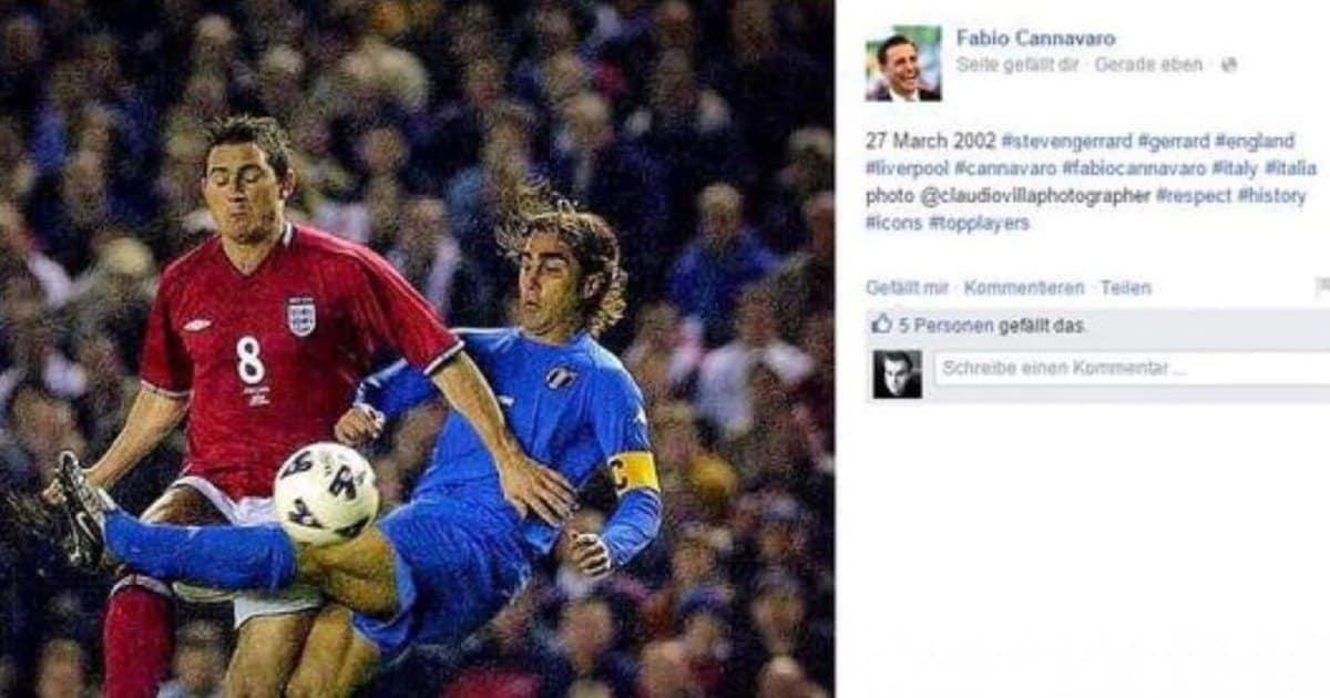 gaffe calcio