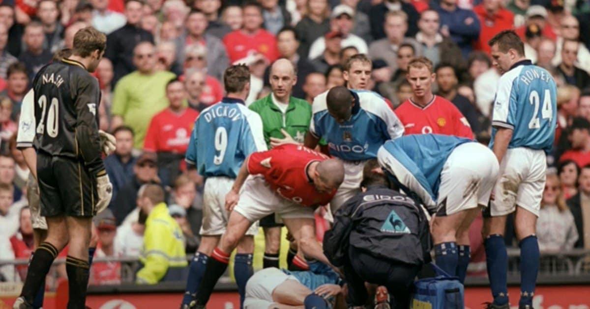 Roy Keane e Haaland