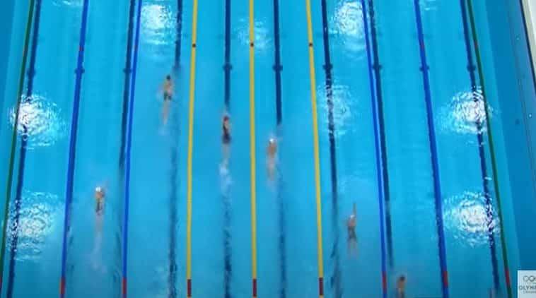oro nuoto - katie ledecky