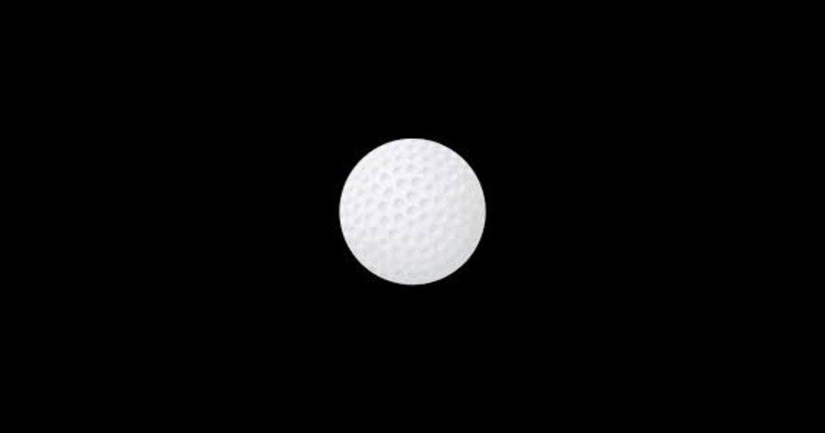 giocare a golf sulla luna