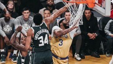 Lakers Anthony Davis