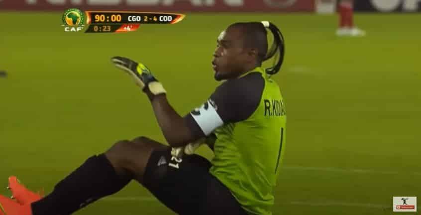 Coppa d'Africa - esultanza Kidieba
