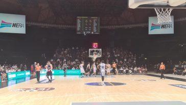 Derby basket-fortitudo VS virtus