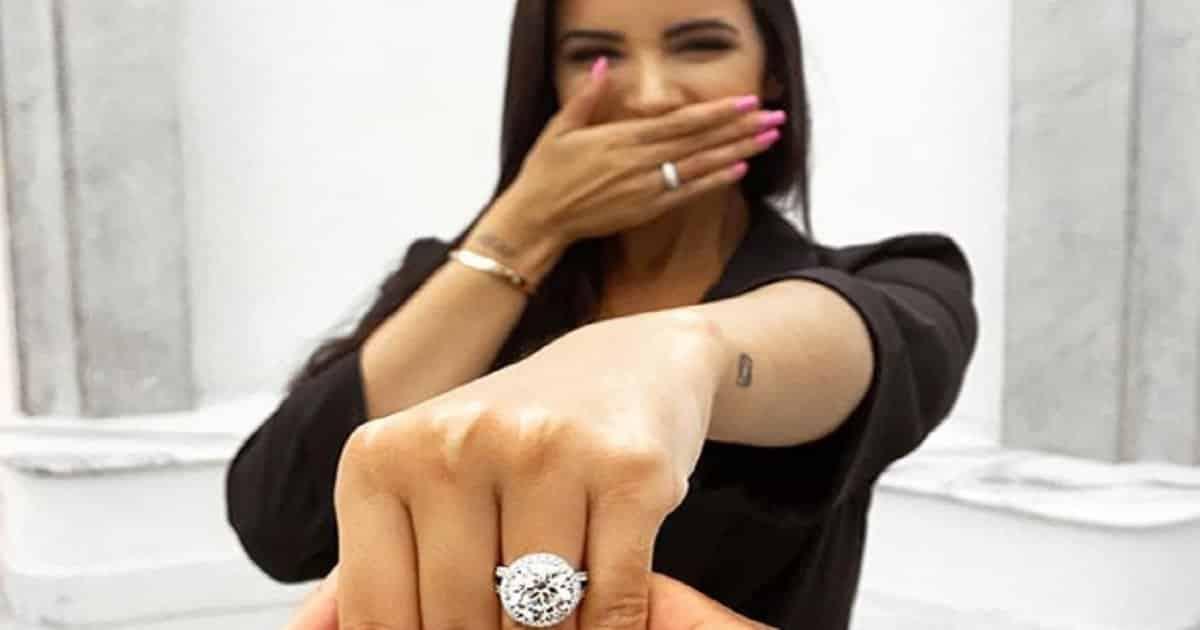 Douglas Costa sposa la fidanzata