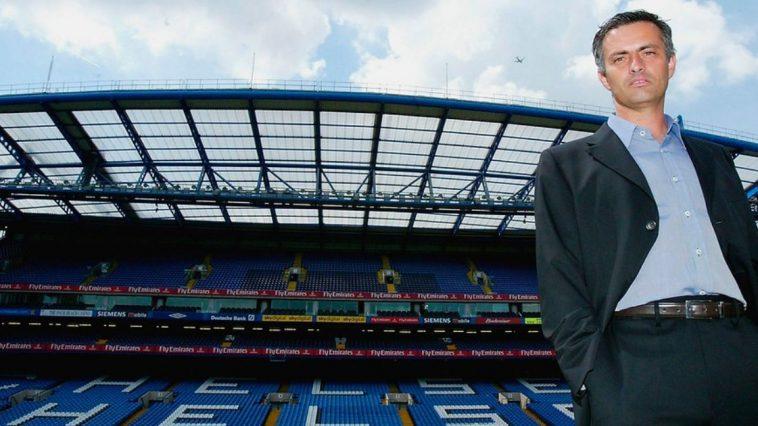 Jose Mourinho - Lampard