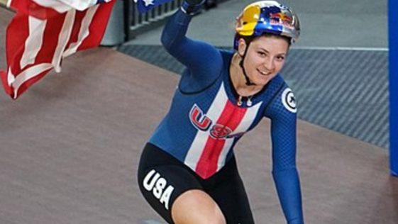 ciclismo 2020: Chloé Dygert sta bene