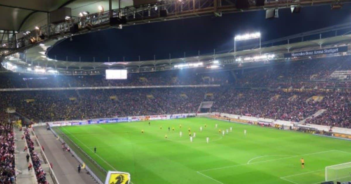 spettatori allo stadio-bundesliga