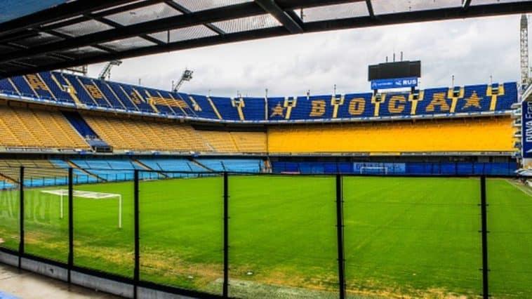 La decisione del Boca Juniors in Copa Libertadores