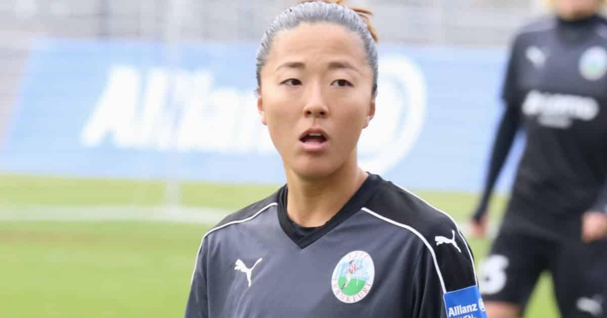 Calcio giapponese: la prima donna a giocare in una squadra maschile