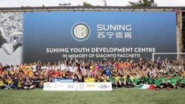 Apre l'Inter college al Suning Training Center