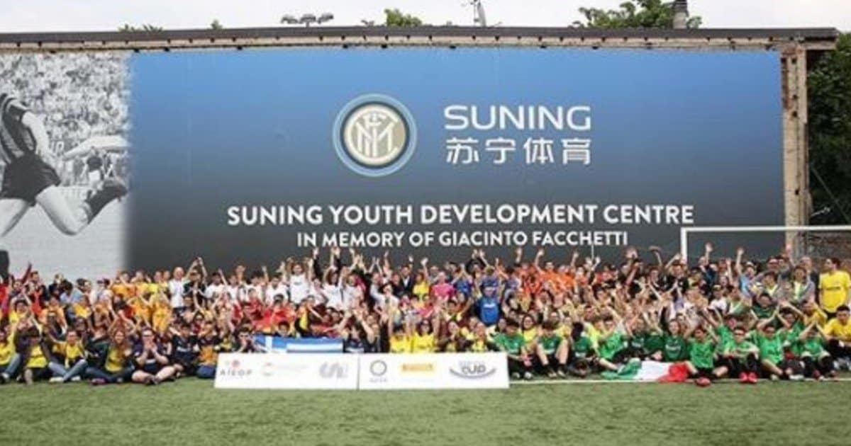 Apre l'Inter college al Suning Training Center