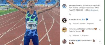Yeman Crippa-500 metri