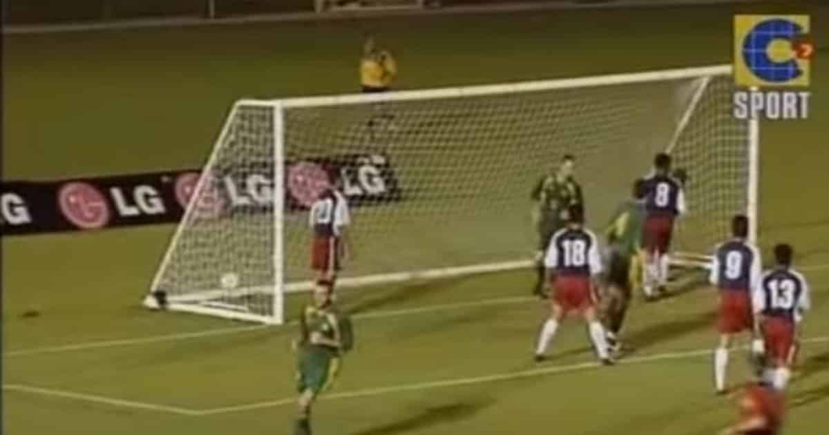 il più grande scarto gol tra nazionali di calcio Australia-Samoe Americane