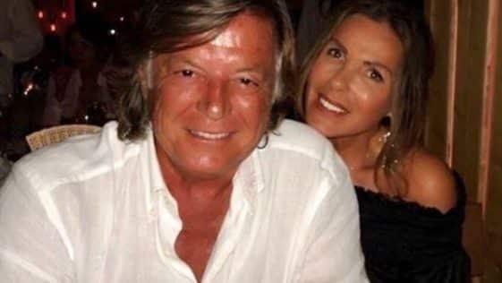Adriano Panatta sposa Anna Bonamigo a Venezia