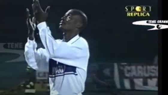 L'ex calciatore della Fiorentina diventa un prete gospel