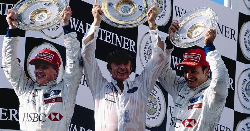 Formula 1 Story: Nurburgring 1999, la gara che nessuno riusciva a vincere