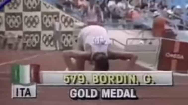 Gelindo Bordin vinse l'oro alle Oimpiadi di Seul. Oggi lavora per Diadora