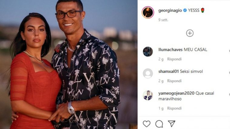Georgina Rodriguez e Cristiano Ronaldo: la loro storia d'amore