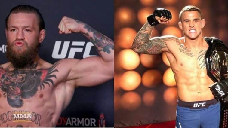 atteso a dicembre il match McGregor vs Poirier ma non c'entrano l' UFC e Dana White