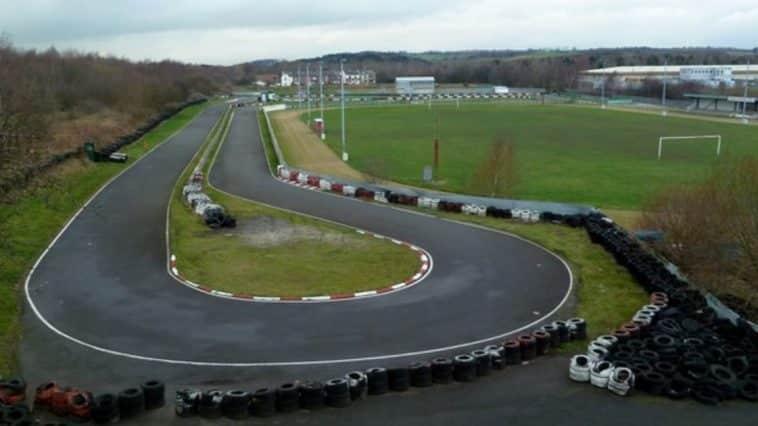 La finale dei Mondiali Kart è stata segnata da Luca Corberi