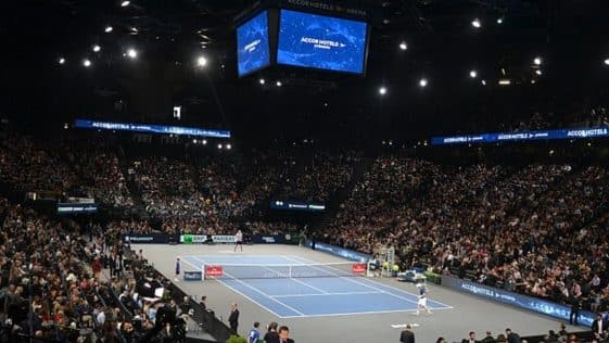 Al Masters 1000 di Parigi Bercy ci sarà Nadal ma non Djokovic