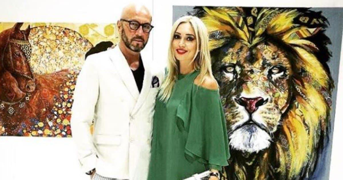 Walter Zenga chiede il divorzio alla moglie Raluca Rebedea