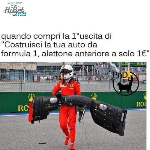 l'alettone della F1
