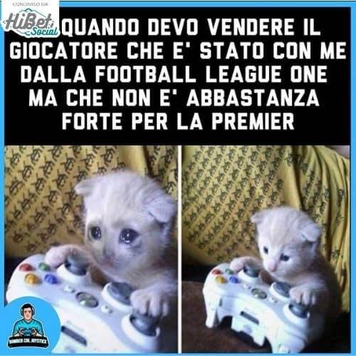 Meme: dalla Football League One alla Premier