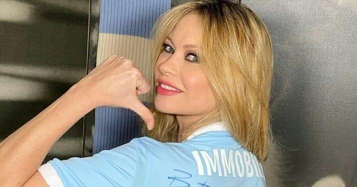 anna_falchi_immobile_lazio_champions_league