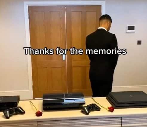 Playstation memories: PS 1, PS2, PS3, PS4